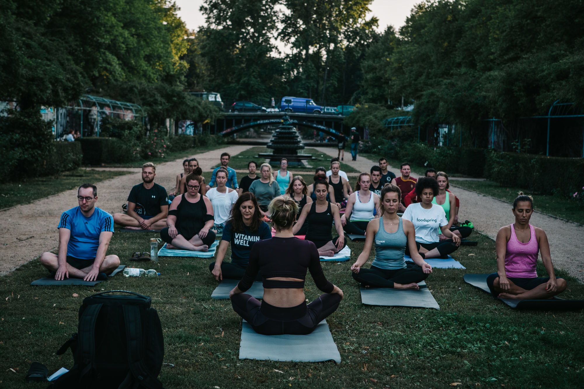 Yoga Berlin Sport Community Engelbecken