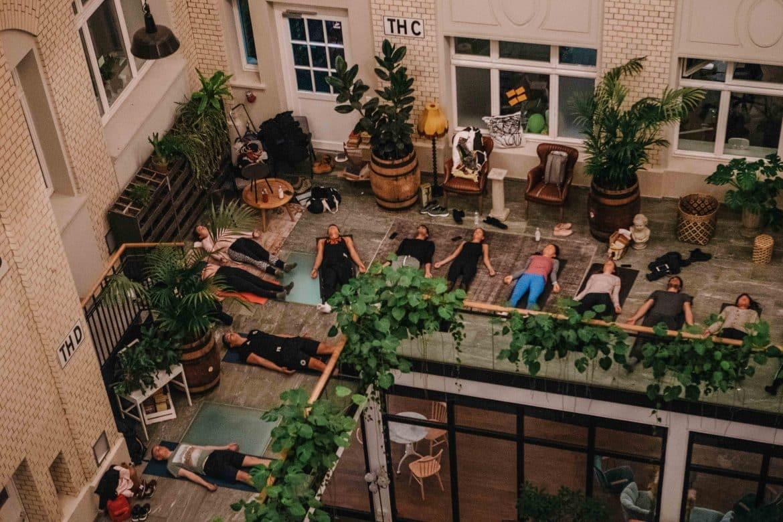 Yoga Berlin Sport Community Mindspace